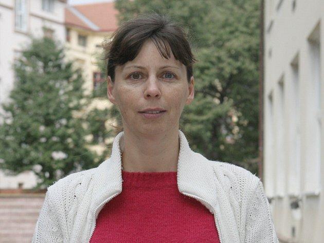 Kateřina Hodická založila projekt podporující zaměstnanost Romek Hledejme společně novou cestu.