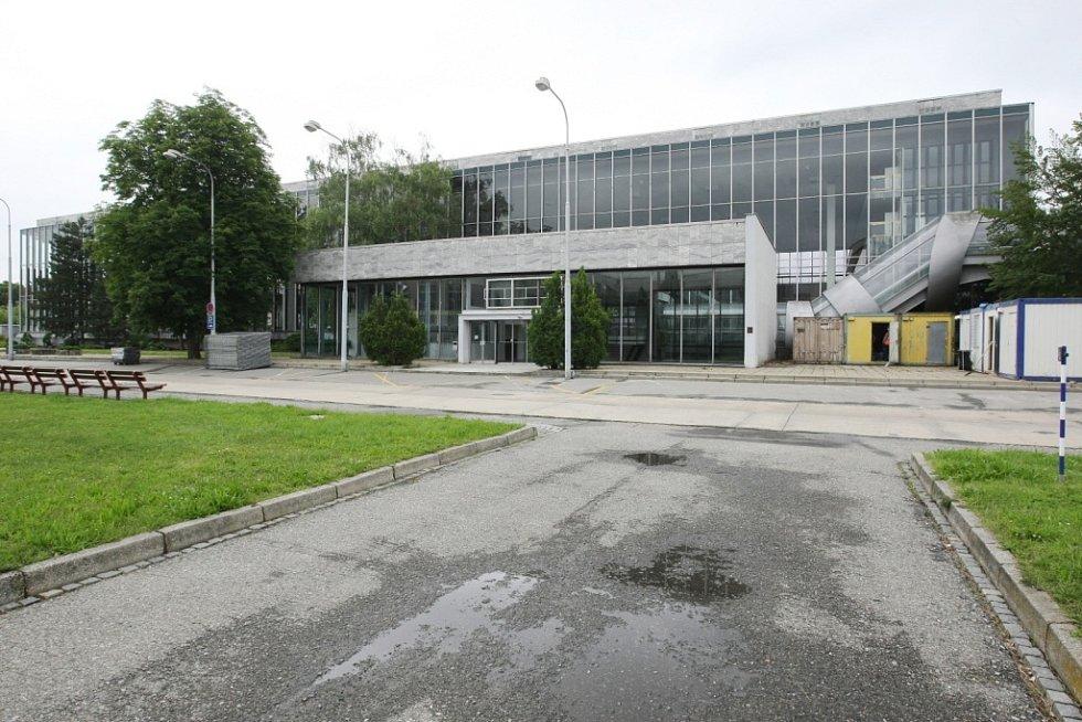 Brněnské výstaviště slaví 85 let od svého vzniku. Na snímku pavilon D