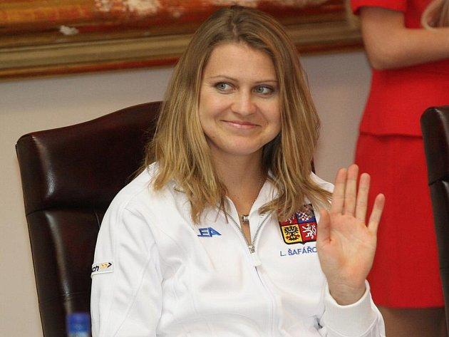 Lucie Šafářová.