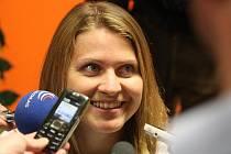 Česká jednička pro víkendový zápas Fed Cupu proti Německu Lucie Šafářová.