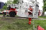 Dobrovolní hasiči z Újezdu u Brna slavili 125 let svojí existence.