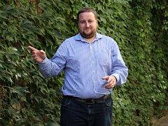 Klimatolog Pavel Zahradníček