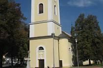Kostel svatých Janů v Bystrci.