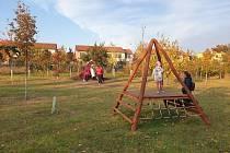 Nový park vznikl v Telnici na Brněnsku.