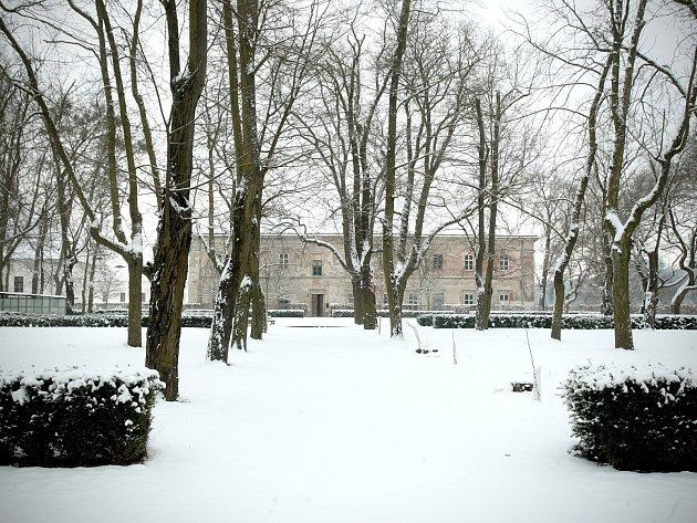 Park v Rosicích na Brněnsku má změnit podobu.