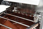 1. brněnská čokoládovna, která funguje v Modřicích