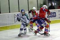 Kometa hraje ve středu s Třebíčí. V prvním vzájemném utkání jí podlehla 2:4.