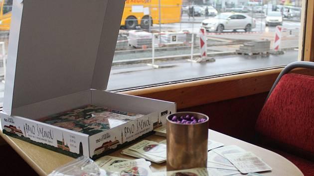 Novinky z dopravního podniku: kalendář ukáže tramvaje, hra zase trasy z budoucna