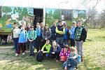 Maringotka lesní školky projde rekonstrukcí