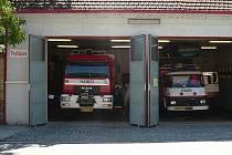 Dobrovolní hasiči z Obřan mají špičkovou techniku.