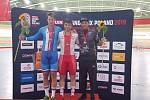 Dráhoví cyklisté dovezli z Polska čtyři medaile
