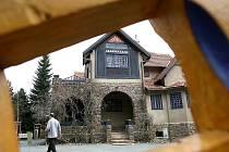 Jurkovičova vila v Brně.
