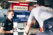 Expert na běžeckou diagnostiku a cyklistický posed Jan Dubec z Triexpertu.