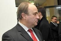 Předseda Irského soutěžního úřadu William Prasifka.