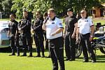 Zájemci o práci u policie si mohli v Brně vyzkoušet fyzické a psychické testy přijímacího řízení.
