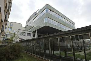 Nemocnice Milosrdných bratří v Brně.