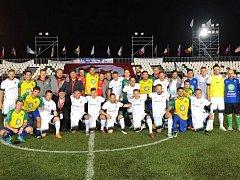 Odveta za první mistrovství světa v USA se českým reprezentantům v malém fotbale povedla na jedničku. V tuniském Nabeulu porazili v osmifinále 3:1 Brazílii, která je před dvěma lety vyřadila ve čtvrtfinále po výhře 7:3.