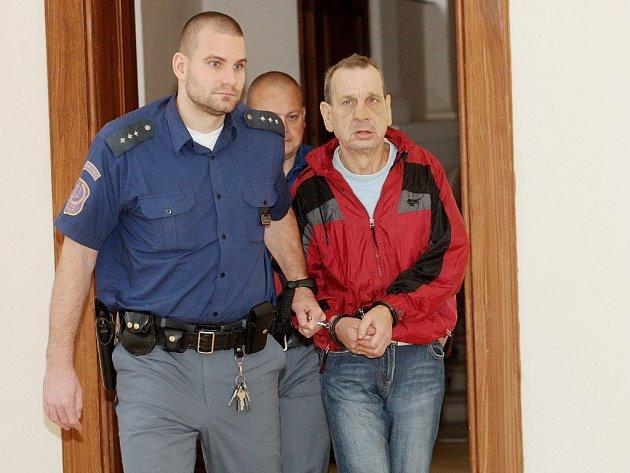 Emil Lubas u brněnského krajského soudu.