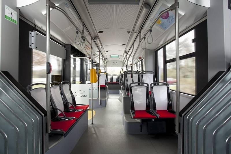 Cestující v Brně se svezou novými trolejbusy Škoda 27Tr.