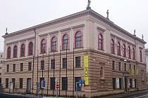 Uměleckoprůmyslové muzeum v Brně. Ilustrační foto.