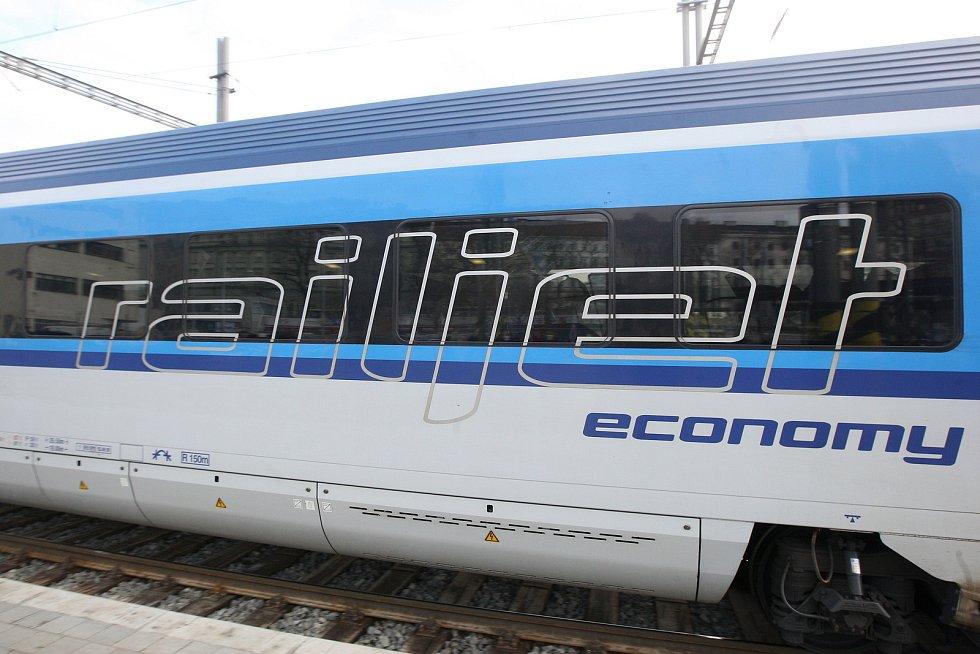 20.1.2020 - Brno hlavní nádraží