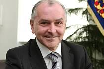 Náměstek hejtmana Stanislav Juránek.