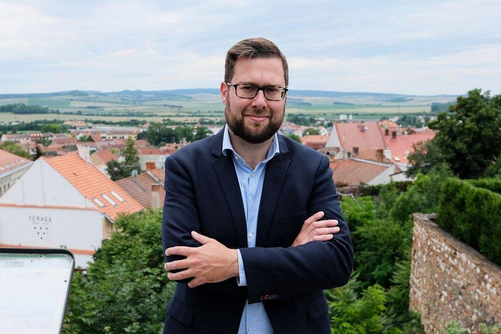 Jiří Nantl, kandidát na hejtmana Jihomoravského kraje za ODS s podporou Svobodných a Starostů a osobností pro Moravu.