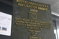 Budova Biotechnologického inkubátoru Inbit.