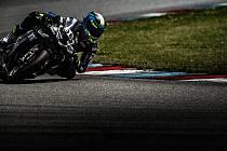 Karel Hanika patří mezi nejrychlejší české motocyklisty, což potvrdil třeba i při Jarní nebo Letní ceně Brna, kde kraloval.