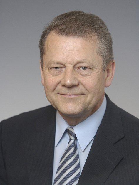 Lidovecký poslanec a dlouholetý starosta tělovýchovné organizace Orel Ladislav Šustr.