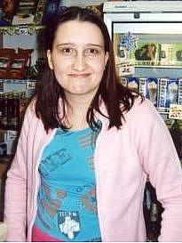 Pohřešovaná Anna Večeřová z Brna.
