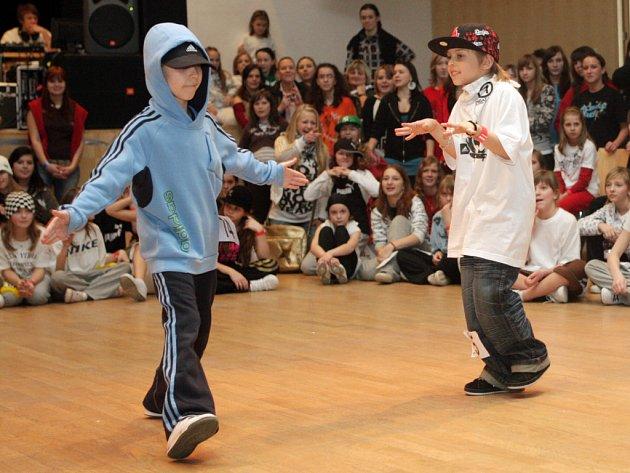 Brněnské Semilasso v neděli hostilo republikové finále tanců hip hop, funky a street dance Magic Battle 2008