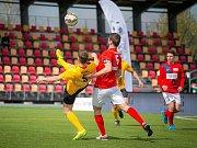 Superliga malého fotbalu. Praha - Brno