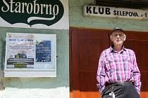 Zemřel zakladatel klubu Šelepka Miloš Bernátek.