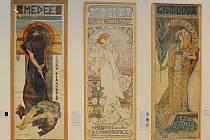 Cyklus barevných litografií Roční doby vytvořil Alfons Mucha koncem devadesátých let 19. století.