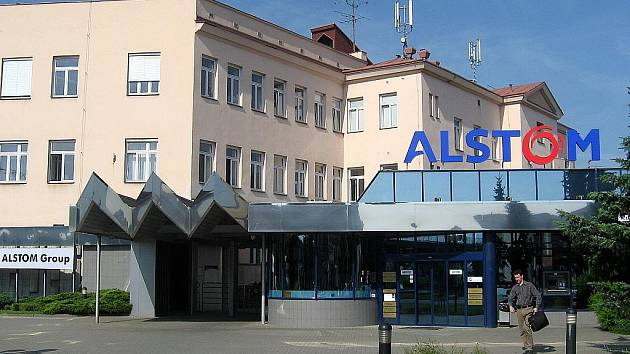 Alstom Brno.