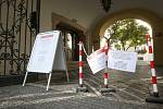 Brno v době opatření proti koronaviru - Úřad městské části Brno-střed