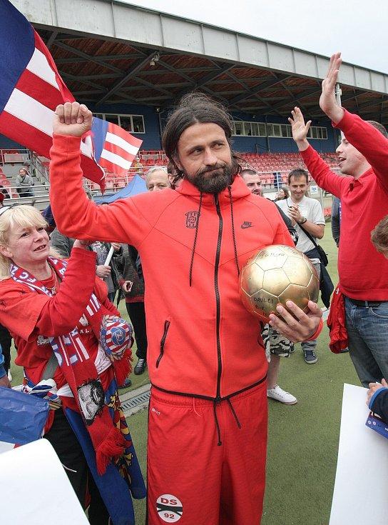 Bývalý dlouholetý hráč Zbrojovky nebo Opavy se vrací do Brna.