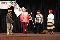 Komedie Rychlokurz dokonalé harmonie podle režisérky Martiny Výhodové prověřila schopnosti souboru.
