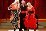 Bolek Polívka a jeho hosté v třiapadesátém pokračování televizního pořadu Manéž Bolka Polívky