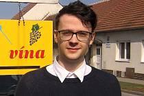 Student Robert Kerndl z brněnského gymnázia na třídě Kapitána Jaroše měl možnost vyzkoušet si práci jihomoravského hejtmana. V jeho kůži byl jeden den.