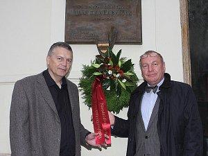 Zdenek Plachý (vlevo).