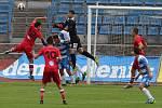 Fotbalový zápas Arma Ústí a Líšeň