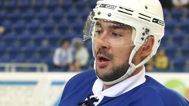 Hokejista Jozef Kováčik.
