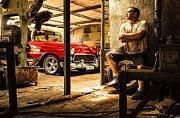 Plakát k filmu Havana Motor Club .