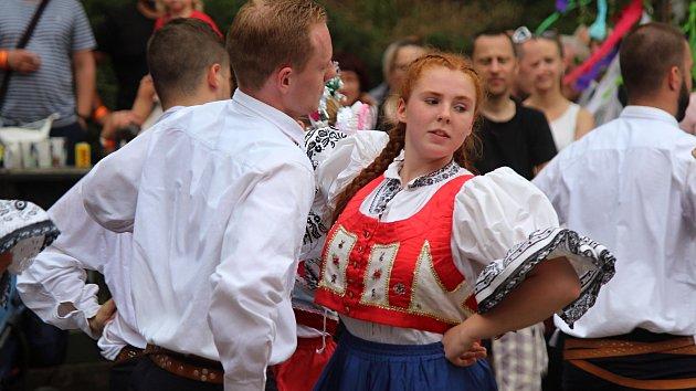 Vavřinecké hody v brněnské městské části Řečkovice a Mokrá Hora