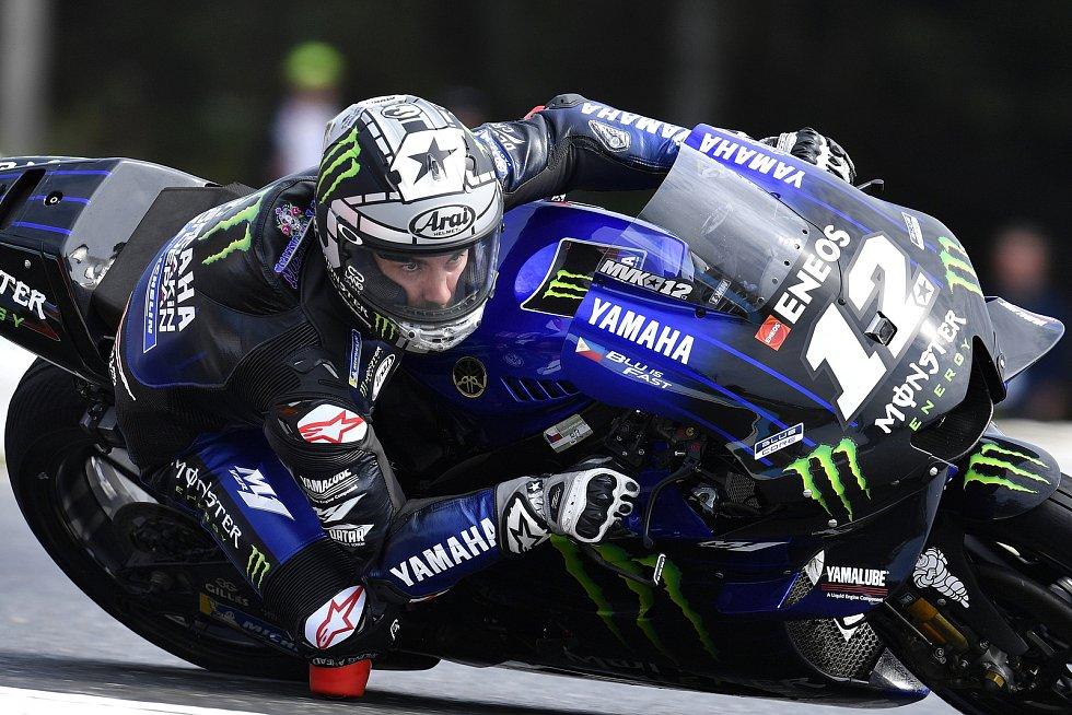 Brno 03.08.2019 - Moto GP 2019 - Maverick Viňales