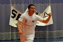 Futsalista Michal Seidler.