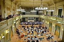 Filharmonie Brno v Besedním domě. Ilustrační foto