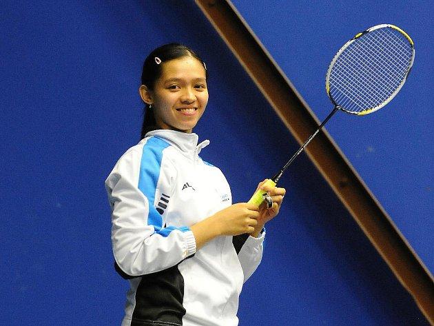 Indonéská badmintonistka Febby Angguniová už dres Jehnic neoblékne.